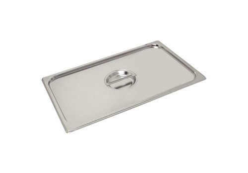 Vogue Stainless steel lid GN 1/1