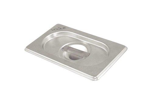 Vogue GN Bak lid with handle 1/1