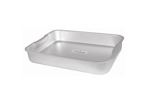 Vogue Bread tray aluminum 420x305mm