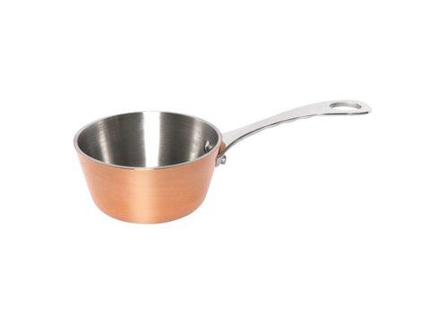 Vogue Mini Copper Saucepan | Ø85 mm