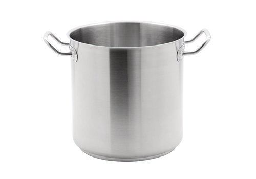Vogue Stainless steel saucepan high model 4 Formats