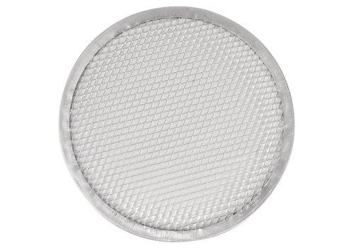 Vogue Pizzaplaat Stevig Aluminium | 23cm