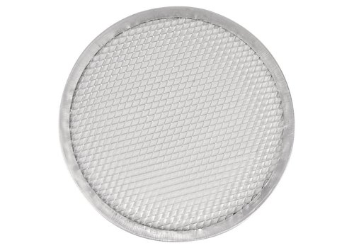 Vogue Aluminum Pizza plate 25cm