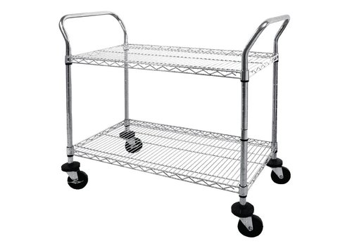 Vogue Trolley 2 Perforated Sheets