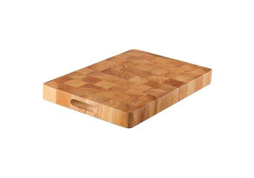 Vogue Houten Keuken Snijplank | 45,5 x 30,5 x 4,5 cm