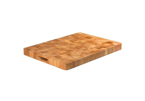 Vogue Wooden Kitchen Chopping Board | 45 x 60 x 4.5 cm
