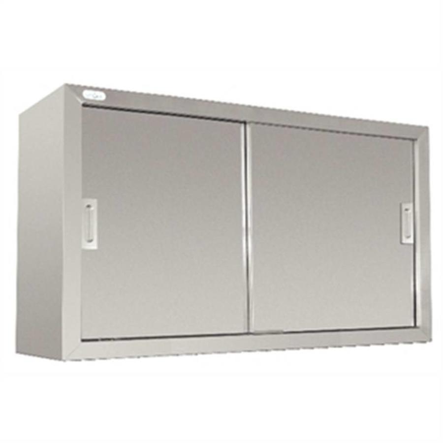 RVS Kast | Muurmodel | 60x120 cm