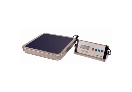 HorecaTraders Elektronische Weegschaal 30 kilogram