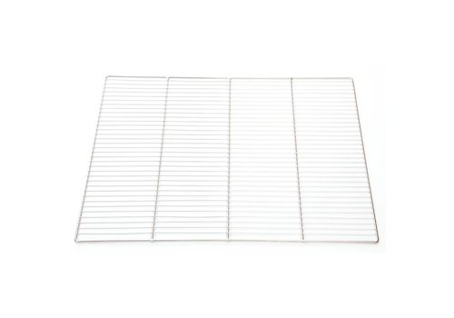 HorecaTraders Stainless steel grate GN | 2 Sizes