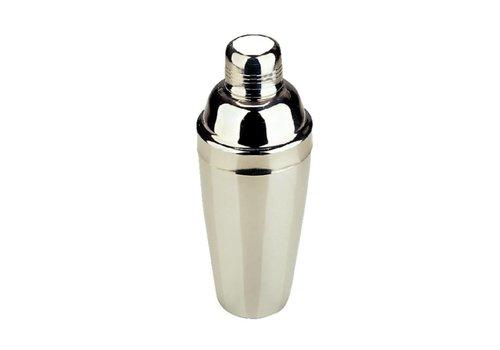 HorecaTraders Stainless Steel Cocktail Shaker