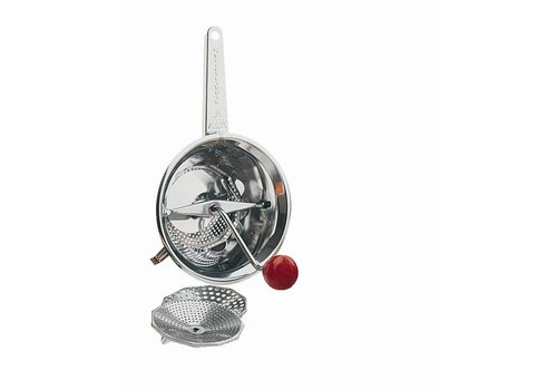 HorecaTraders Stainless steel Vegetable Strainer 20.3 cm