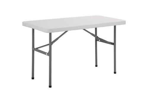 Bolero Collapsible Buffet Table | 1.22 meters