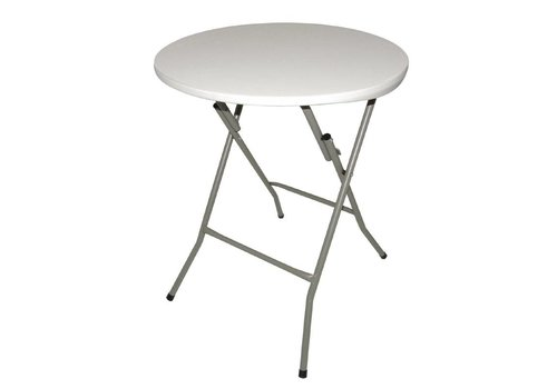 Bolero Round Folding Table | Ø 60 cm