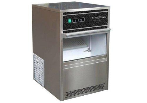 Combisteel Ice Machine - 26kg/24u - Storage 6kg