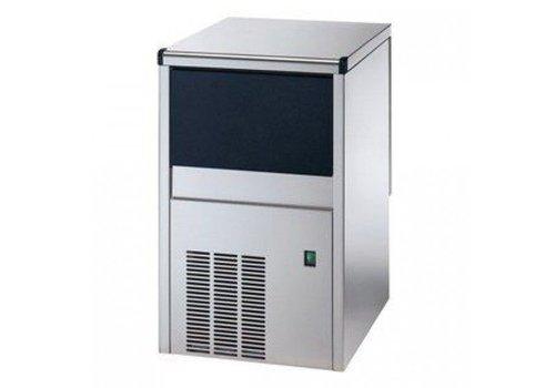Combisteel Ice Machine - 25kg/24u - Storage 6kg