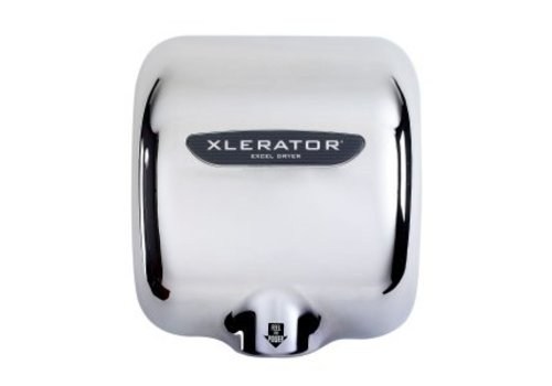Xlerator Händetrockner Chrome | 5 Jahre Garantie
