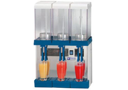 Diamond Drink Dispencer, 3x 9 liters