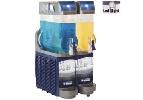 Diamond Chilled beverage dispenser, 2x 14 Liter