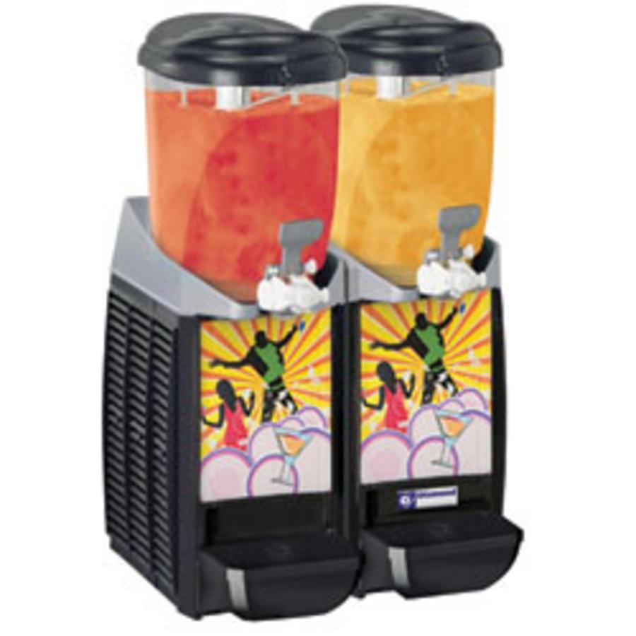 Slush machine 2 x 5,5 Liter