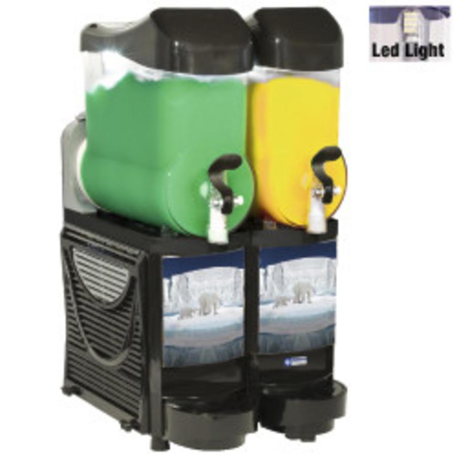 Slush machine 2 x 10 Liter