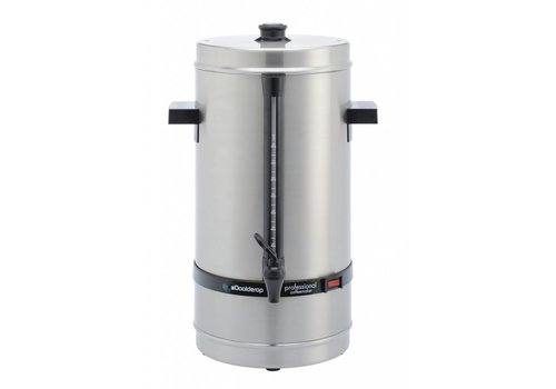 Daalderop Stainless Percolator - 80 Cups 10 Liter - GERMAN QUALITY