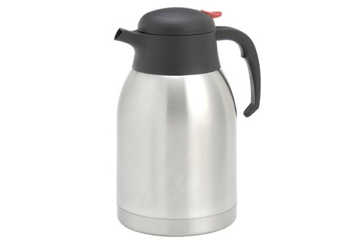 Animo Edelstahl Teekanne / 2 Liter