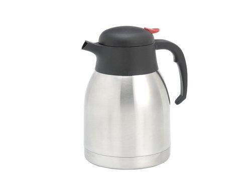Animo Edelstahl-Thermoskanne / 1,5 Liter
