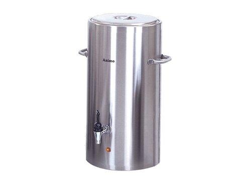 Animo Kaffeebehälter aus Edelstahl 4 Liter