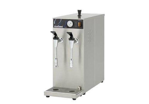 Animo Stoom en Heetwaterapparaat  25 liter