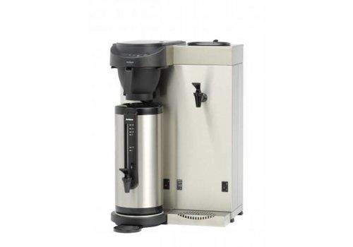 Animo Kaffee und Heißwasser-Maschine - 2,4 Liter-Dose
