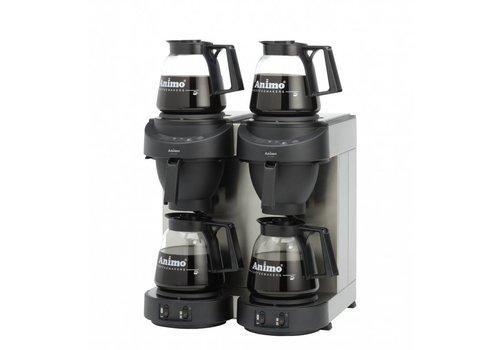 Animo Professionelle Kaffeemaschine mit Wasser
