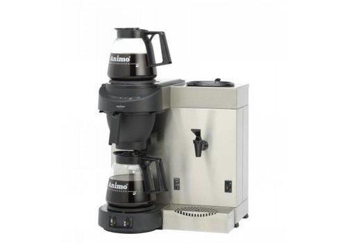 Animo Kaffee mit heetwaterdispencer