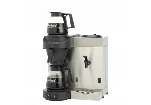 Animo Koffiemachine met heetwaterdispencer