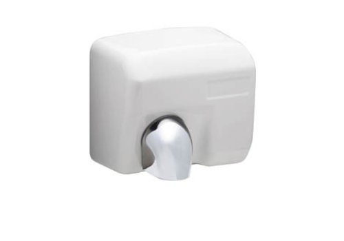 P+L Systems Hand Dryer - 2400W - White Classic
