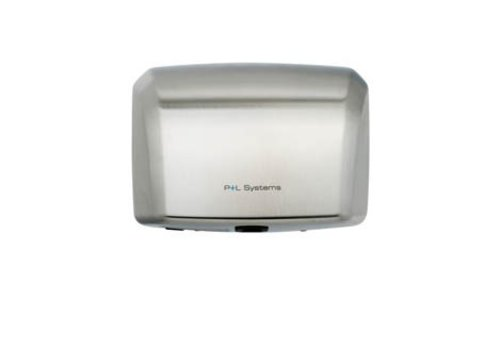 P+L Systems Hand Dryer - 1000W brushed stainless steel - Topdeal