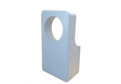 HorecaTraders HEPA - Hands in Hand Dryer - White - Economical / Quick