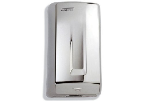 Mediclinics Handdroger grijs kunstof - Smart Flow M04AC - 1100W