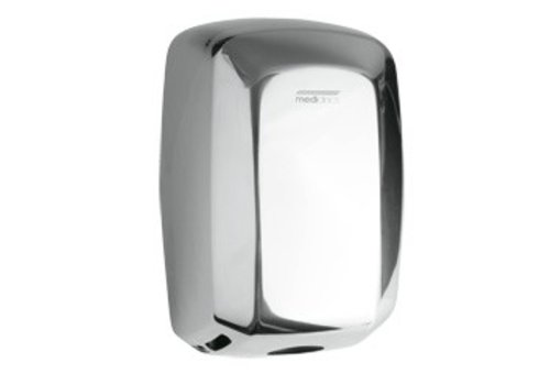Mediclinics Eco Hand Dryer M09AC - stainless steel polished