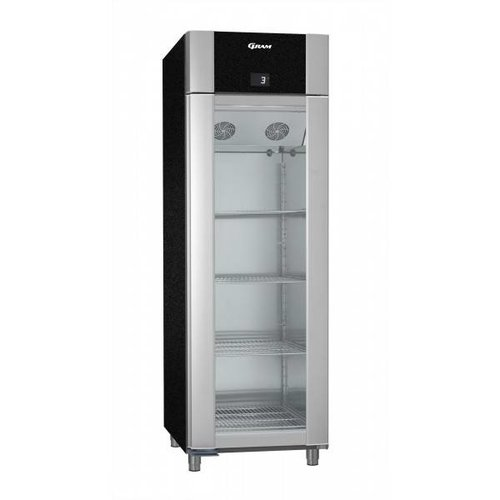 Gram fridges with glass door