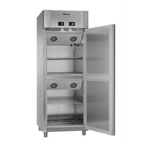 Gram combi coolers / freezers
