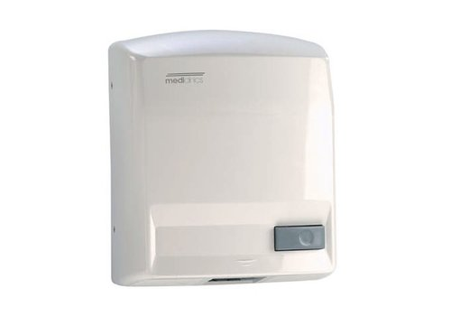 Mediclinics Junior Hand Dryer with pushbutton M88 Plus