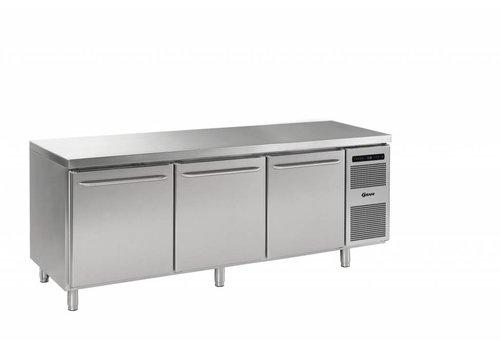 Gram Gram Gastro Freezer Workbench with 3 doors | 865 Liter