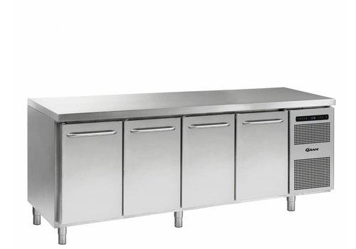 Gram Gram Gastro freezer cabinet with 4 doors 668 liters