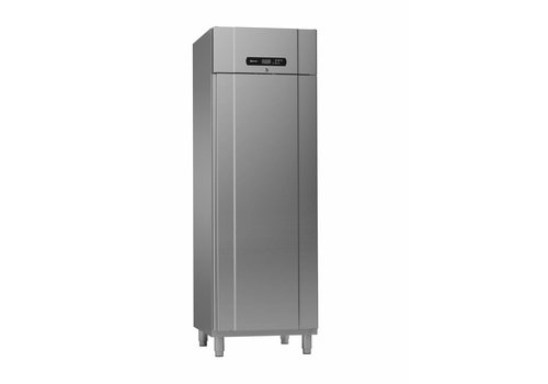 Gram Gramm Edelstahl Standard plus Tiefkühlung 610 Liter