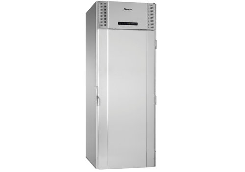 Gram Gram RVS roll-in koelkast enkeldeurs | 1422liter