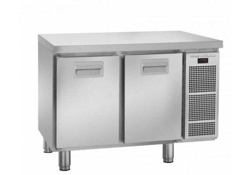 Gram Gram snowflake koelwerkbank | 2 deurs | 234 Liter