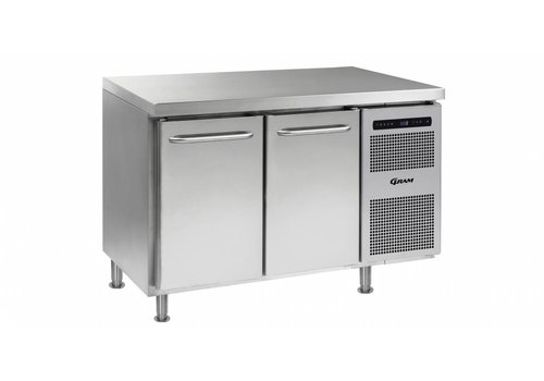 Gram Gram Gastro refrigerated workbench 1/1 GN | 2 doors | 345 liters
