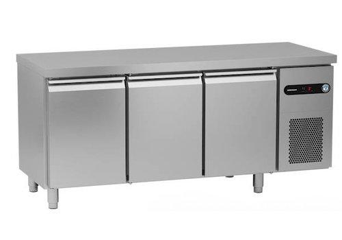 Gram Gram snowflake / hoshizaki refrigerated workbench | 3 doors | 500 liters