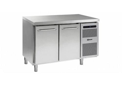 Gram Gram Gastro refrigerated workbench 2 doors | 345 liters