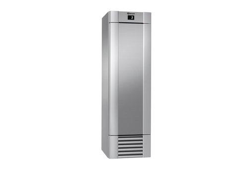 Gram Edelstahl-Tiefkühlung Einzeltür | 407 Liter